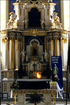 The Altar of Our Lady of Sorrows - 2000