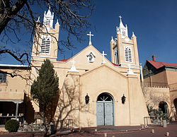 San Felipe de Neri Church, Albuquerque, New Mexico